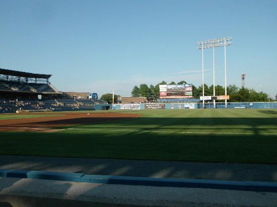 Harbor Park - Home of the Norfolk Tides