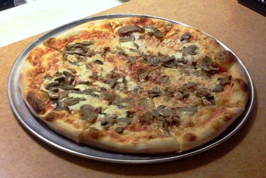 Best Pizza And Stromboli In Orlando Review Of Pizzeria Del Dio Fl Tripadvisor