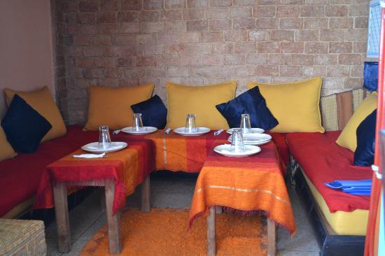 Le Corail - Chez Tarik: salon