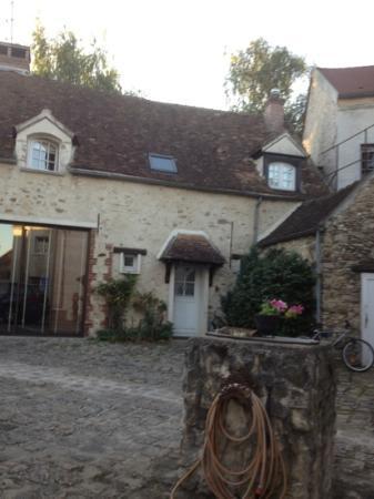 Le Plessis-Luzarches, Francia: posto incantevole!