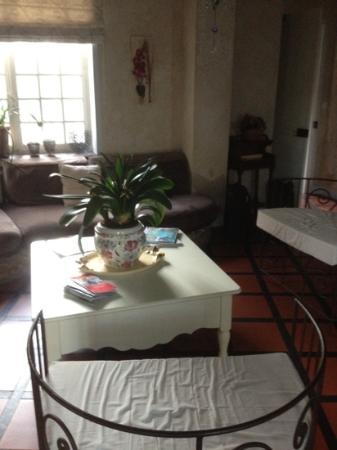 Le Plessis-Luzarches, Francia: ambiente curato
