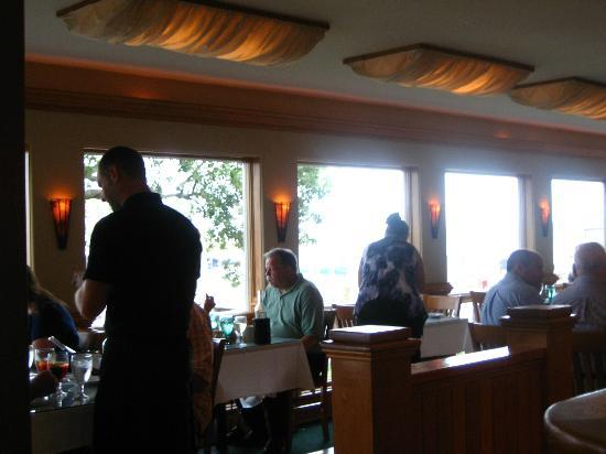 1587 Restaurant: restaurant interior