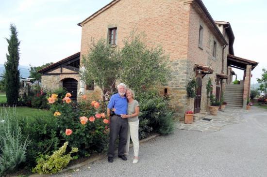 Villa Toscana La Mucchia: Hotel Grounds