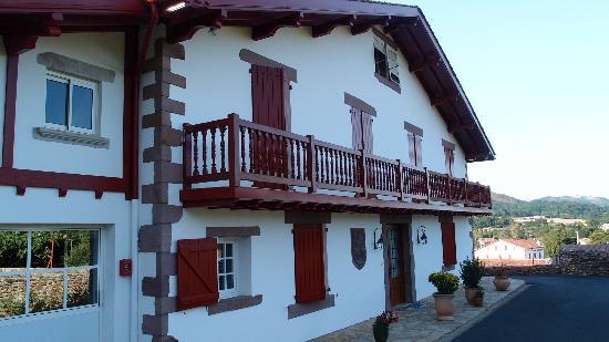 Hotel Restaurant Eskualduna: Annexe