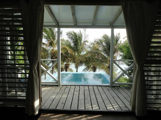 Cocobay Resort : View from room
