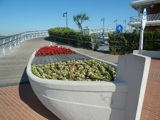 Porto Turistico Marina di Cattolica: La passeggiata