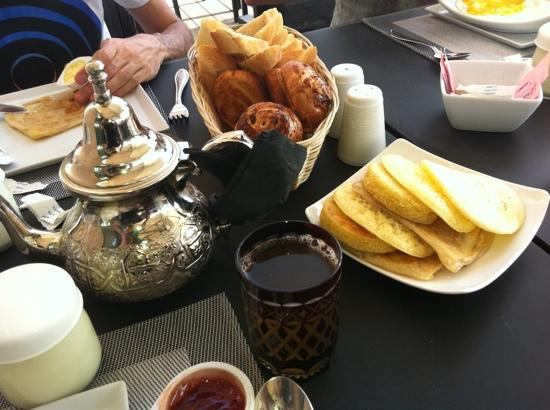 Cesar Resort & Spa: Desayuno