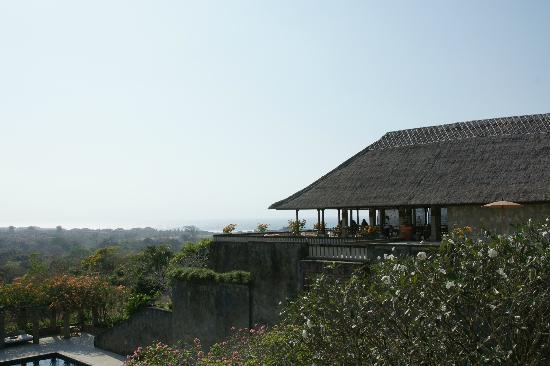 Aman Villas at Nusa Dua: Restaurant
