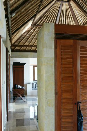 Aman Villas at Nusa Dua: Room