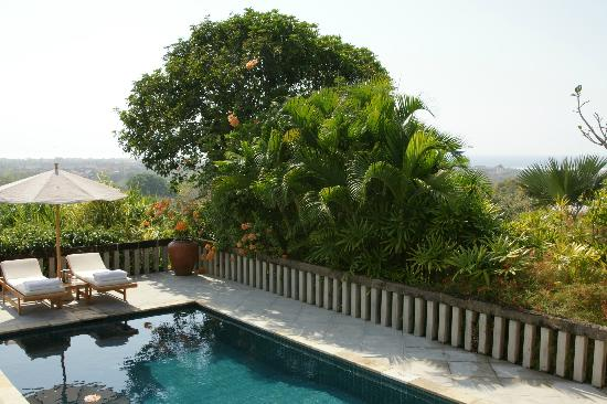 Aman Villas at Nusa Dua: View
