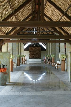 Aman Villas at Nusa Dua: Lobby