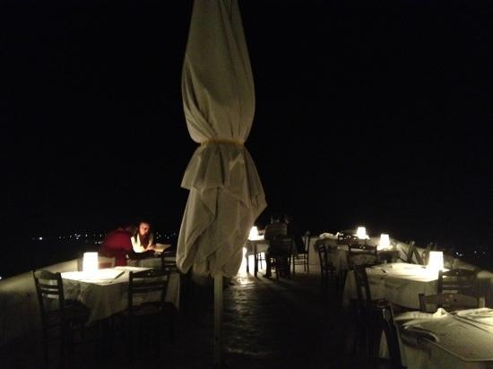 Finikia Restaurant : romantik pur