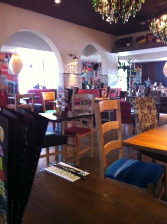 Chiquito - Sheffield: Inside