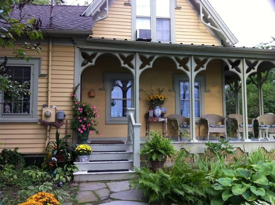 Bostwick House Bed & Breakfast: Bostwick B & B in Ithaca NY