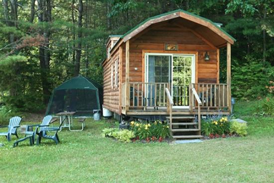 Rustic Barn Campground Corinth, NY  Campground Reviews