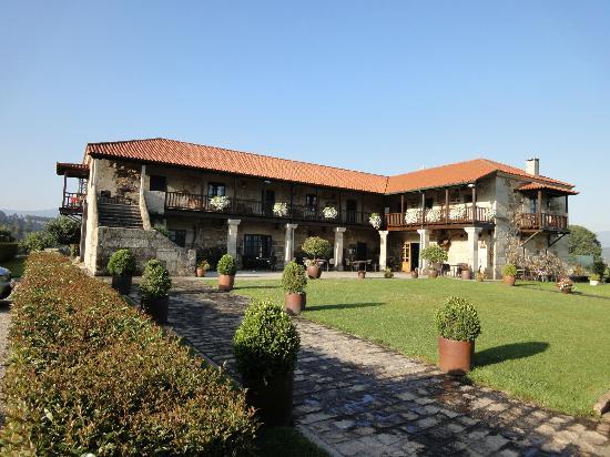 Casal de Arman: Hotel