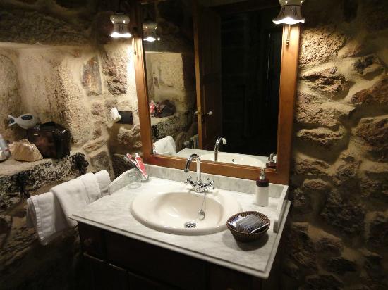 Casal de Arman: Baño
