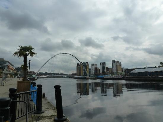 The Waterline Bar: Quayside Newcastle