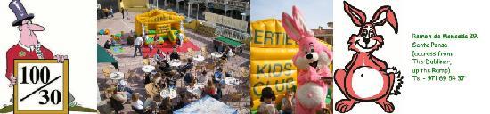 Burlington Berties & Berties Kids Club : v