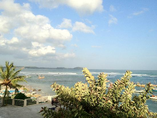 Bay Beach Hotel: Weligama Bay