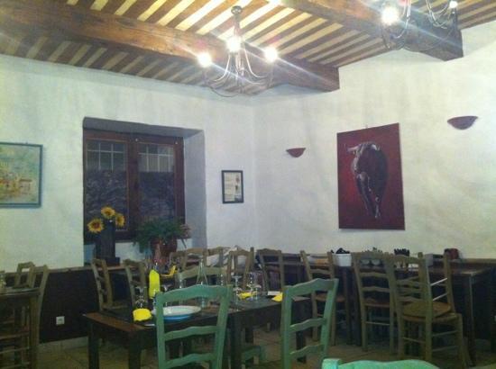 Restaurant Le Soleil : sala interna