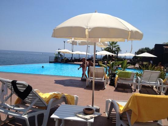 Hotel Santa Tecla Palace: piscina