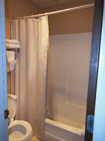 Anchorage Inns & Suites: bathroom