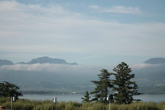 Residence Azurea: Vue depuis la terrasse