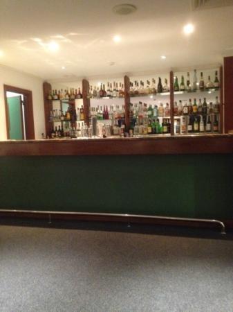 Hotel Escola : Bar