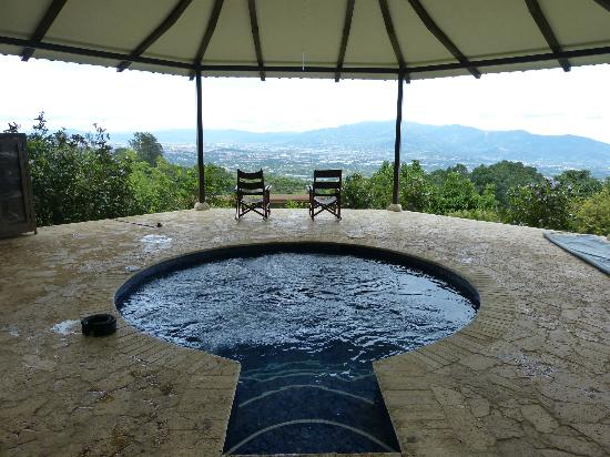 Pura Vida Retreat & Spa: Watsu Pool