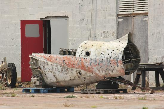 Quonset Air Museum: ???