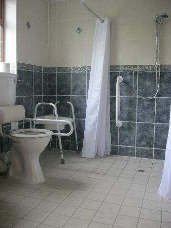 Alverna House B&B: Disabled ensuite