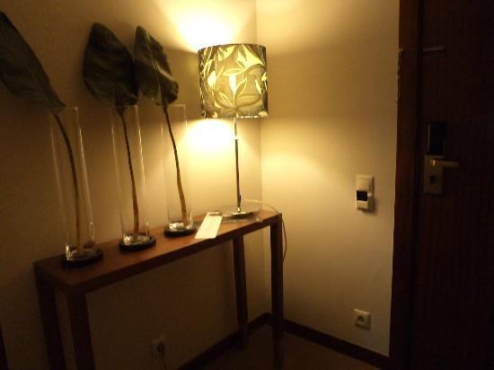 Tivoli Coimbra Hotel: ingresso