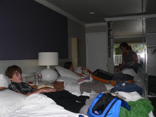 Seaview Hotel: Das Chaos haben wir verursacht! ; )
