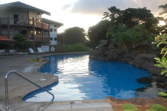 Wyndham Ka 'Eo Kai: Relaxing pool times