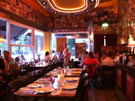 Salle de restaurant foto van moeders amsterdam tripadvisor - Fotos van salle d eau ...