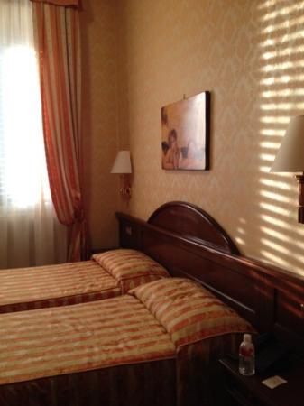 Hotel Boccaccio: room