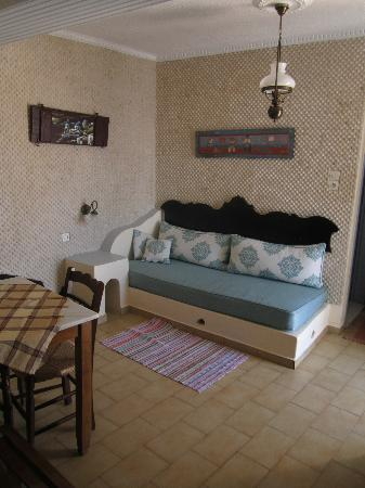 Irini's Villas Resort: room