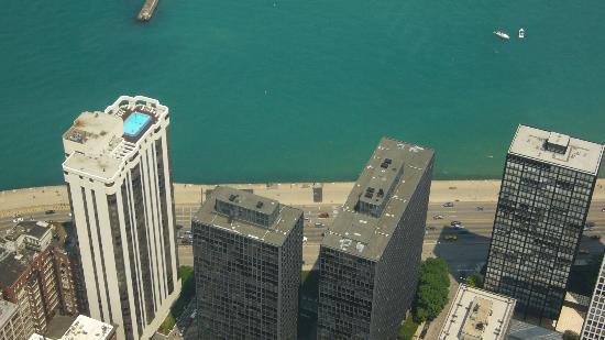 360 Chicago Observation Deck: tolle aussicht