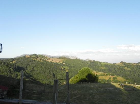 Amada Carlota Hotel Rural: Otra vista desde el Hotel