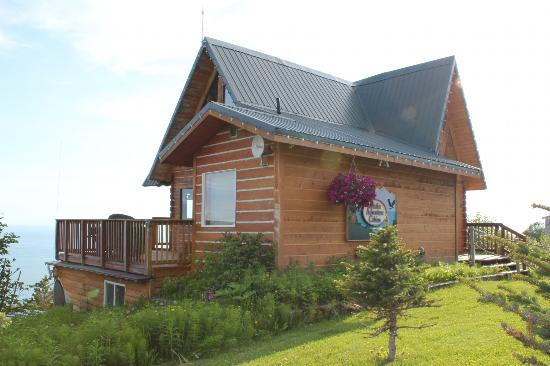 Alaska Adventure Cabins: Dovetail