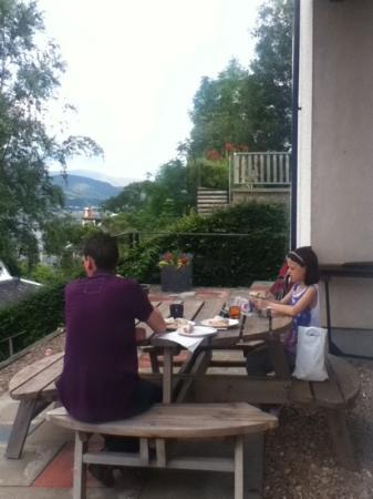Duachy Apartments: enjoying the view!