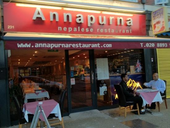 Annapurna nepalese restaurant twickenham 231 powder mill ln restaurant reviews phone - Annapurna indian cuisine ...