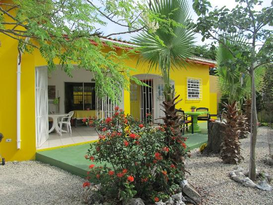 Bonaire Exclusive Bungalows: Tropische tuin bungalow 26