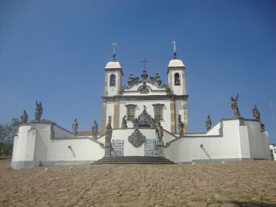 Congonhas, MG: Basílica do senhor Bom Jesus de Matosinhos