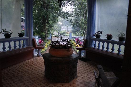 Casa Susegad: The patio