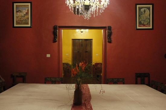 Casa Susegad : Dining room