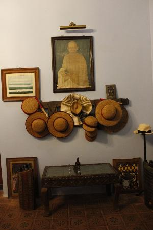 Casa Susegad: Leave your hat here
