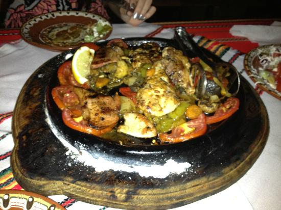Sunny Beach Bulgarian Restaurant London