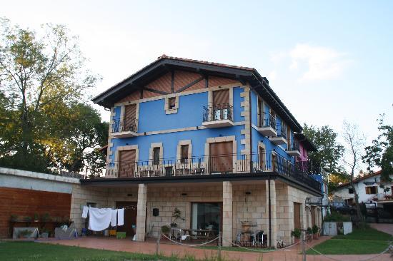 Frantxilla Rural: La casa